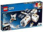 LEGO® City Hold-űrállomás
