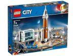 LEGO® City Űrrakéta és irányítóközpont