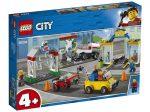 LEGO® City Központi garázs