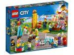 LEGO® City Figuracsomag - Vidámpark