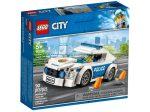 LEGO® City Rendőrségi járőrkocsi