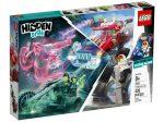 LEGO® Hidden Side El Fuego kaszkadőr járgánya