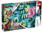 LEGO® Hidden Side Newbury kísértetjárta gimnázium