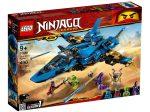 LEGO® Ninjago Jay viharharcosa