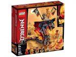 LEGO® Ninjago Tüzes Agyar