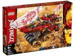 LEGO® Ninjago A föld adománya