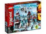 LEGO® Ninjago A Cserbenhagyott Császár Kastélya