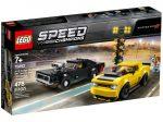 LEGO® Speed Champions 2018 és 1970 Dodge