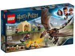 LEGO® Harry Potter Magyar mennydörgő trimágus kihívás