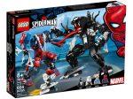 LEGO® Super Heroes Pók robot vs. Venom