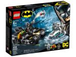 LEGO® Super Heroes Mr. Freeze™ Batmotoros csata
