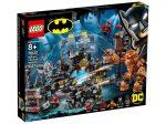 LEGO® Super Heroes Agyagpofa támadása a Denevérbarlangban