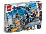 LEGO® Super Heroes Amerika Kapitány Outrider támadás