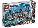 LEGO® Super Heroes Vasember Páncélcsarnoka