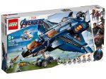 LEGO® Super Heroes Bosszúállók Quinjet
