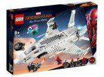 LEGO® Super Heroes Stark jet és a dróntámadás
