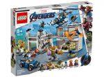 LEGO® Super Heroes Bosszúállók csatája