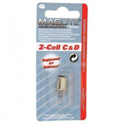 LMSA201 Maglite Xenon Magnum Star pótizzó 2 C/D lámpákhoz (1db)