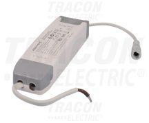 Tracon LPCC40WD Dimmelhető LED meghajtó LP panelekhez