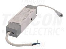 Tracon LPCC48W110D Dimmelhető LED meghajtó 48 W-os panelekhez