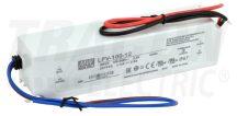 Tracon LPV-100-12 Műanyag házas LED meghajtó