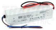 Tracon LPV-100-24 Műanyag házas LED meghajtó