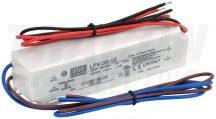 Tracon LPV-35-12 Műanyag házas LED meghajtó