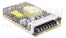Tracon LRS-150-12 Fém házas LED meghajtó szalagokhoz, szabályozható DC kimenet