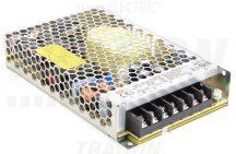 Tracon LRS-150-24 Fém házas LED meghajtó szalagokhoz, szabályozható DC kimenet