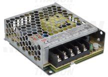 Tracon LRS-35-24 Fém házas LED meghajtó szalagokhoz, szabályozható DC kimenet