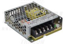 Tracon LRS-50-12 Fém házas LED meghajtó szalagokhoz, szabályozható DC kimenet
