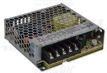 Tracon LRS-75-12 Fém házas LED meghajtó szalagokhoz, szabályozható DC kimenet