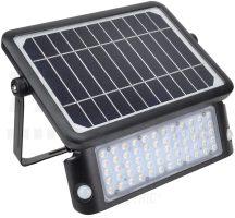 Tracon LSFL10W Napelemes LED fényvető mozgásérzékelővel