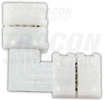"""Tracon LSZTL10 Forrasztás nélküli """"L"""" gyorscsatl. egyszínű LED szalagokhoz"""