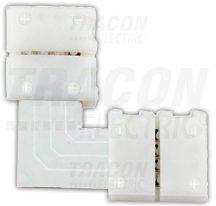"""Tracon LSZTL8 Forrasztás nélküli """"L"""" gyorscsatl. egyszínű LED szalagokhoz"""