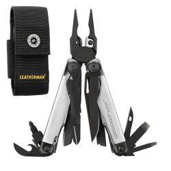 LTG832462 LTG832462 Leatherman Surge, ezüst/fekete