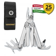 LTG832524 Leatherman Wave Plus, ezüst (do)