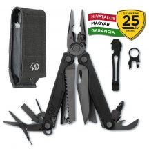 LTG832601 Leatherman Charge Plus, fekete