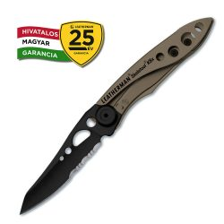 LTG832615 Leatherman Skeletool KBx kés, Coyote-barna