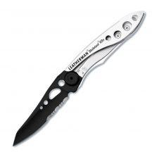 LTG832619 LTG832619 Leatherman Skeletool KBx kés, fekete/ezüst