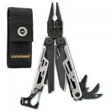 LTG832625 Leatherman Signal, fekete/ezüst