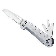 LTG832654 FREE™ K2x kés, ezüst