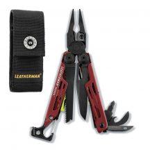 LTG832745 Leatherman Signal, Crimson piros