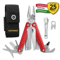 LTG832778 Leatherman Charge Plus G10, piros