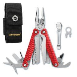 LTG832778 Leatherman Charge Plus G10, piros