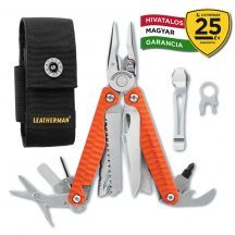 LTG832782 LTG832782 Leatherman Charge Plus G10, narancs