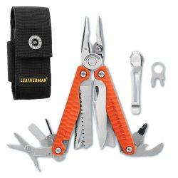 LTG832782 Leatherman Charge Plus G10, narancs