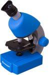 Bresser Junior 40x-640x mikroszkóp, azúr