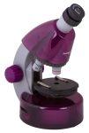 Levenhuk LabZZ M101 Amethyst / Ametiszt mikroszkóppal