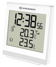 Bresser TemeoTrend SQ RC időjárás állomás, fehér